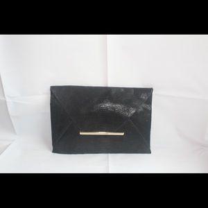 BcbgMaxazria Black Clutch